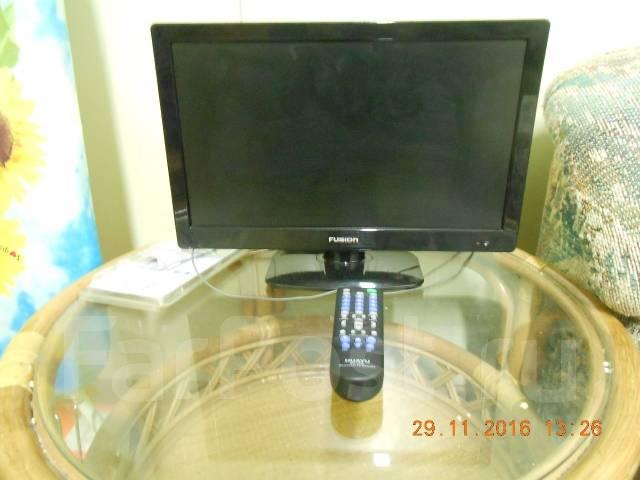 "Fusion. меньше 20"" LCD (ЖК)"