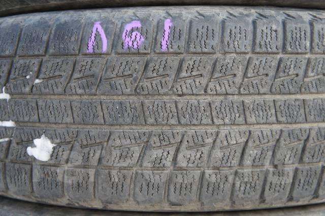 Bridgestone. Зимние, без шипов, 2004 год, износ: 50%, 4 шт