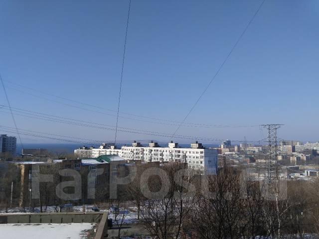 1-комнатная, улица Ульяновская 12/2. БАМ, частное лицо, 36 кв.м. Вид из окна днём