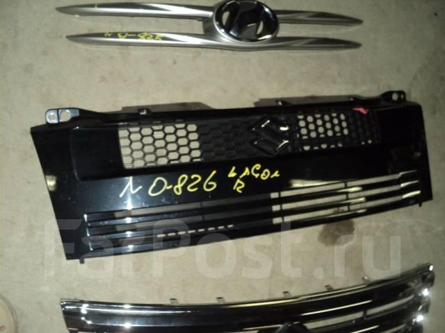 Решетка радиатора. Suzuki Wagon R