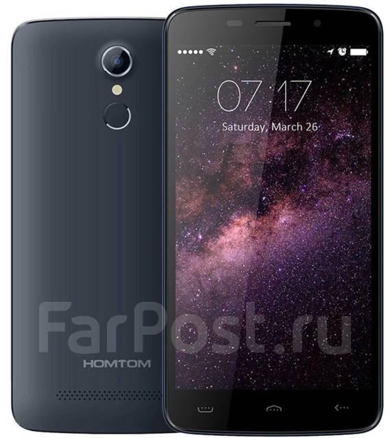 "Homtom HT17 - 5.5""HD, 8GB, 13 MP новый, гарантия"