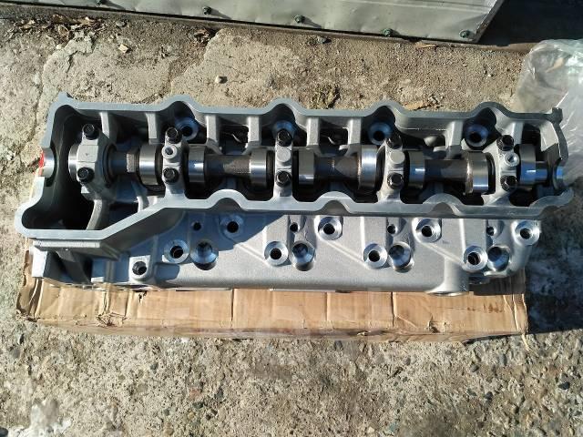 Головка блока цилиндров. Mitsubishi: L200, L300, Delica, Canter, Challenger, Pajero, Montero Двигатель 4M40