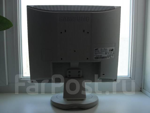 "Samsung SyncMaster 710N. 17"" (43 см), технология LCD (ЖК). Под заказ"