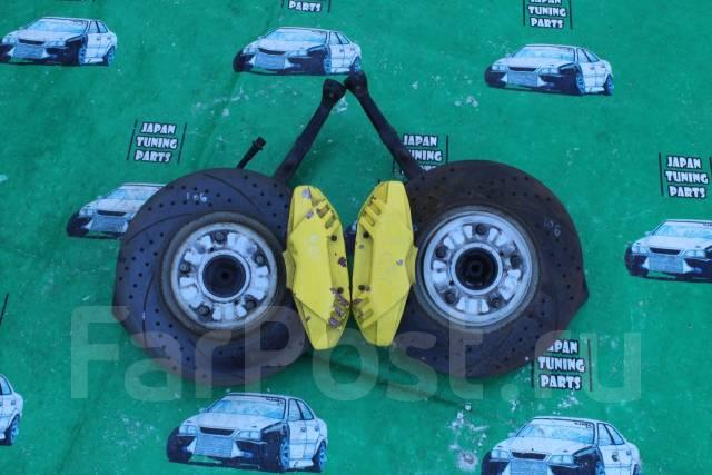 Передние турбо тормоза JZA80 Supra RZ , ступицы jzx90 jzx100. Toyota Cresta, JZX90, JZX100 Toyota Supra, JZA80 Toyota Mark II, JZX100, JZX90 Toyota Ch...