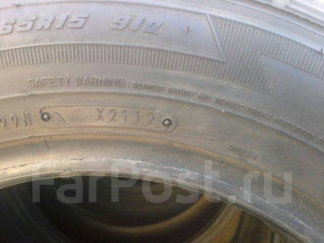 Goodyear Ice Navi Zea II. Зимние, без шипов, 2012 год, износ: 10%, 4 шт