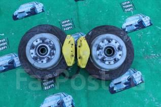 Задние турбо тормоза JZA80 Supra RZ , ступицы jzx90 jzx100. Toyota Supra, JZA80