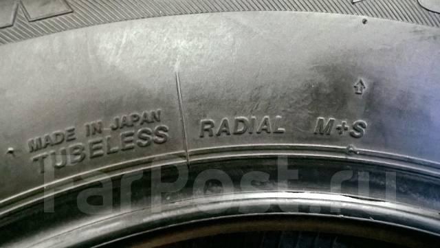 Bridgestone Blizzak Revo GZ. Всесезонные, износ: 5%, 2 шт