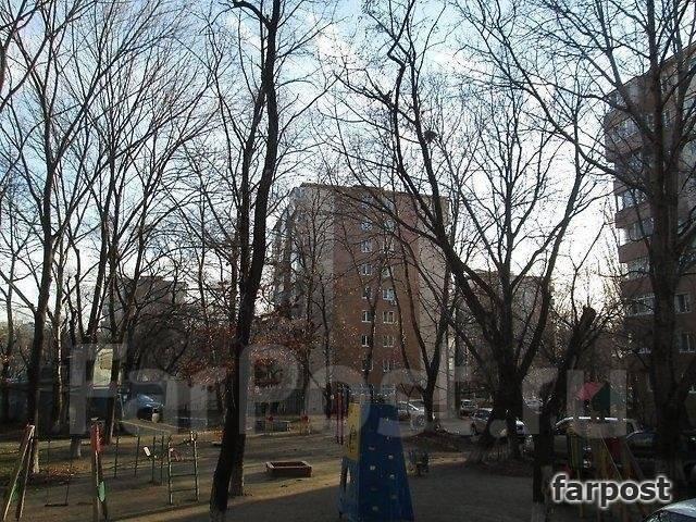 3-комнатная, проспект 100-летия Владивостока 84. Вторая речка, агентство, 60 кв.м. Вид из окна днём