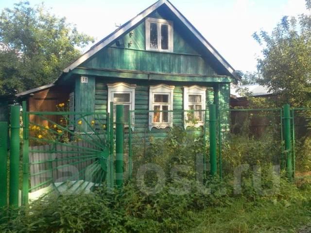 Дом ищет хозяина!. Поселковая, р-н Кировский, площадь дома 40 кв.м., централизованный водопровод, электричество 23 кВт, отопление твердотопливное, от...