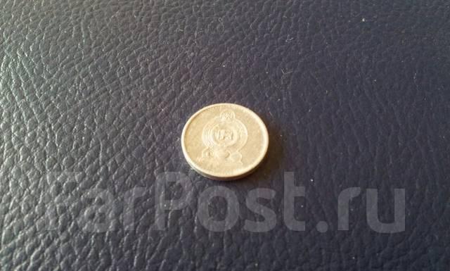 Шри-Ланка. 1 цент 1978 года.