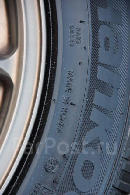 Колёса с шинами =Work Emotion=R17! 2013 год! 10 мм! (№ 49224). 7.0x17 5x114.30 ET42