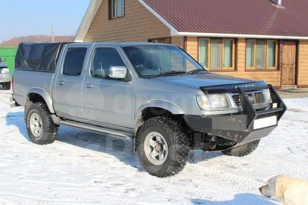 Nissan Datsun. механика, 4wd, бензин