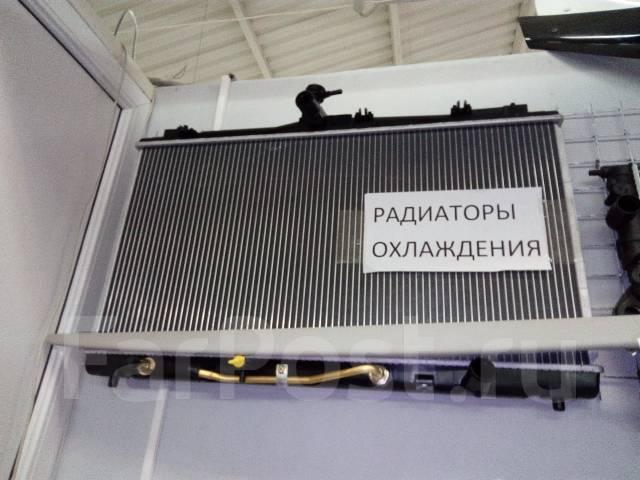 Радиатор охлаждения двигателя. Toyota Camry, ASV50, GSV50, AVV50 Двигатели: 2ARFXE, 2ARFE, 2GRFE, 1AZFE