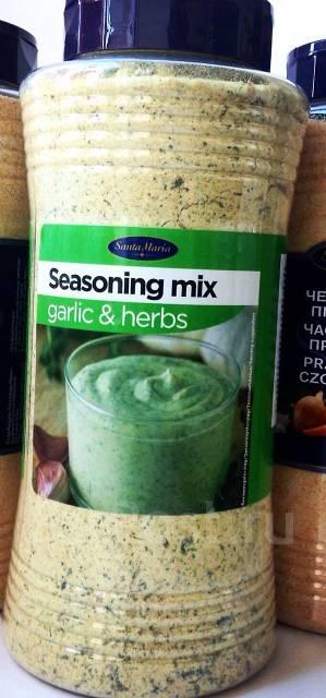Приправа для соуса Чеснок и Травы