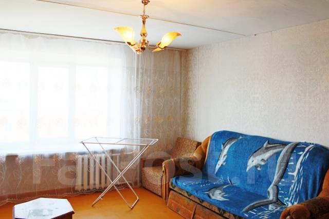 3-комнатная, улица Партизанская 1. Центральный, агентство, 64 кв.м.