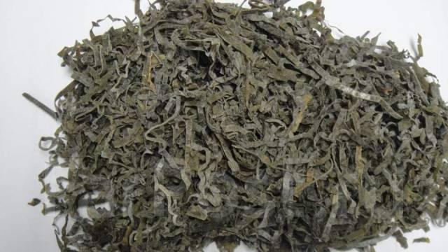 Куплю сухую морскую капусту (ламинарию)