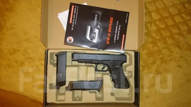 Продам WE Glock 34 gen