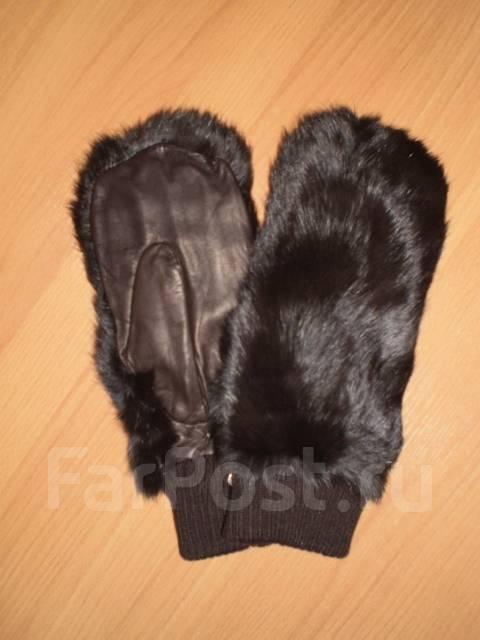 Распродажа кожаных перчаток с подкладкой из натурального меха. Акция длится до 20 декабря