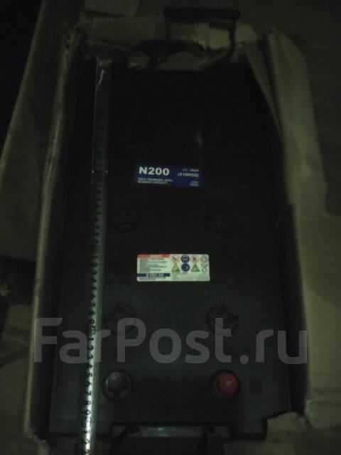 Новые аккумуляторы. 200 А.ч., производство Корея