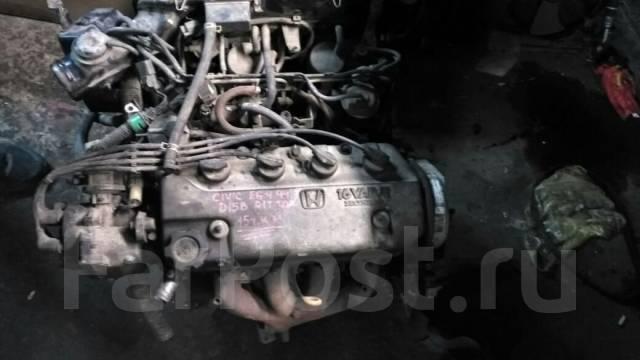 Двигатель. Honda: Civic Shuttle, Civic Ferio, Civic, CR-X, Concerto, Integra Двигатели: D15B4, D15B, D13B2, D15Z2