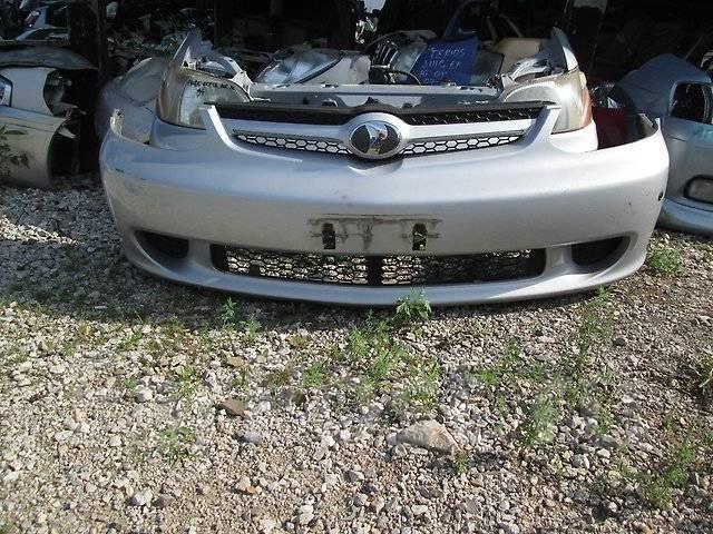 Заглушка бампера. Toyota Platz, NCP16