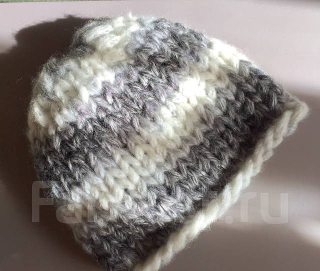 Шапка и шарф. 56, 57, 58, 55-59, 59, 60