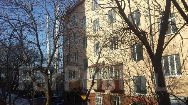 2-комнатная, улица Калинина 107. Чуркин, агентство, 58 кв.м. Дом снаружи