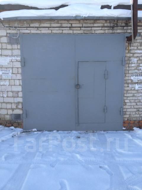Гаражи капитальные. Дзержинского 31/2, р-н 66 квартал, 21 кв.м., электричество, подвал.