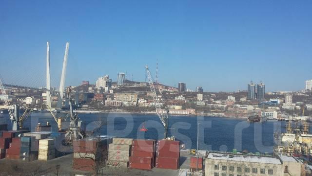 2-комнатная, улица Калинина 107. Чуркин, агентство, 58 кв.м. Вид из окна днём