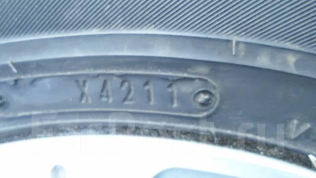 Продам комплект колес 175/65R14. 5.5x14 4x100.00 ET38 ЦО 65,0мм.