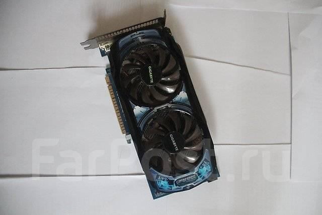 GIGABYTE GeForce GTS 450