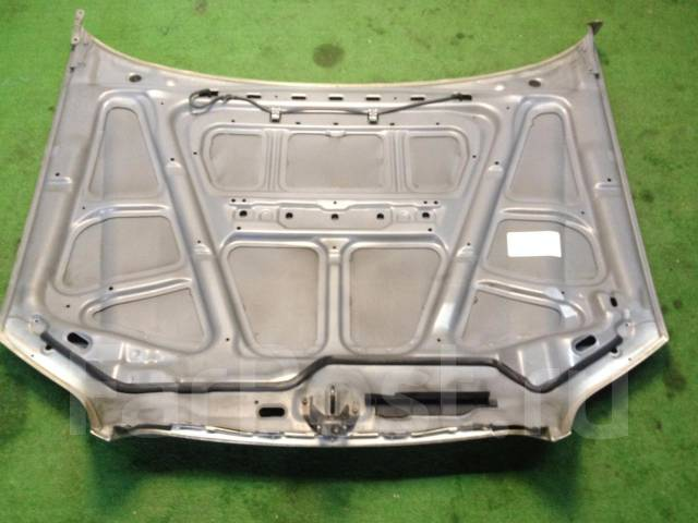 Капот. Subaru Legacy, BHC, BH5, BHE, BE5, BH9 Двигатели: EJ254, EJ201, EJ202, EZ30D, EJ204