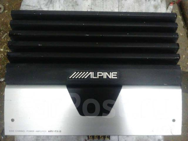 Alpine MRV-F340