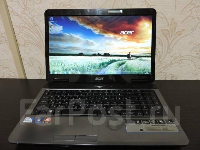 """Acer Aspire 5732ZG-443G25Mi. 15.6"""", 2,2ГГц, ОЗУ 4096 Мб, диск 320 Гб, WiFi, Bluetooth, аккумулятор на 2 ч."""