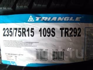 Triangle Group TR292. Летние, 2016 год, без износа, 4 шт
