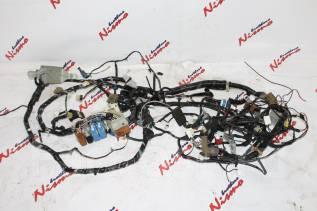 Проводка салона. Nissan 180SX