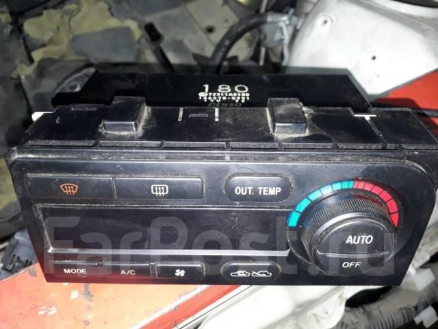 Блок управления климат-контролем. Subaru Legacy, BE5, BH5