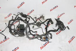 Проводка двс. Nissan 180SX