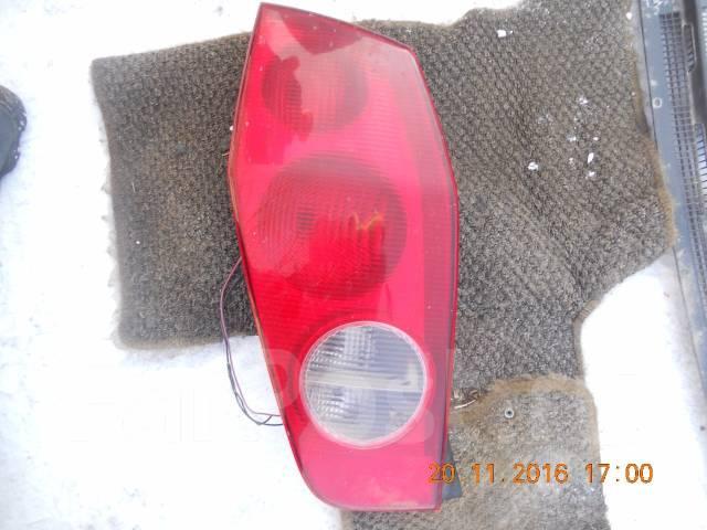 Оптика стоп сигнал левый. Mitsubishi Dingo