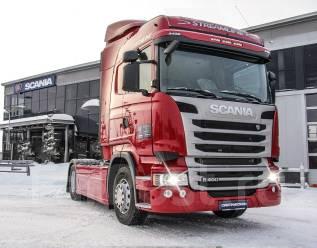 Scania. Продам тягач R400 LA4X2HNA с высокой кабиной Highline 2016, 13 000 куб. см., 20 000 кг.