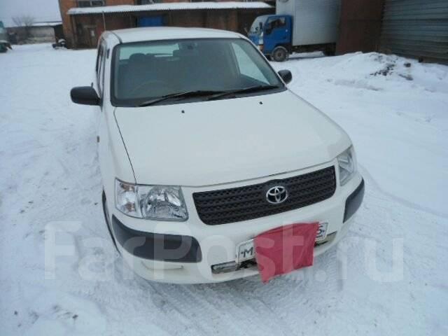 Toyota Succeed. автомат, передний, 1.5, бензин