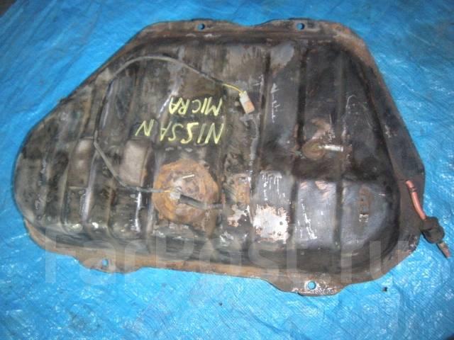 Бак топливный. Nissan Micra, K10 Двигатели: MA10S, MA10