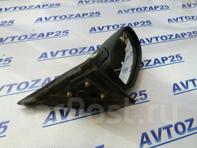 Зеркало заднего вида боковое. Nissan AD, VHNY11