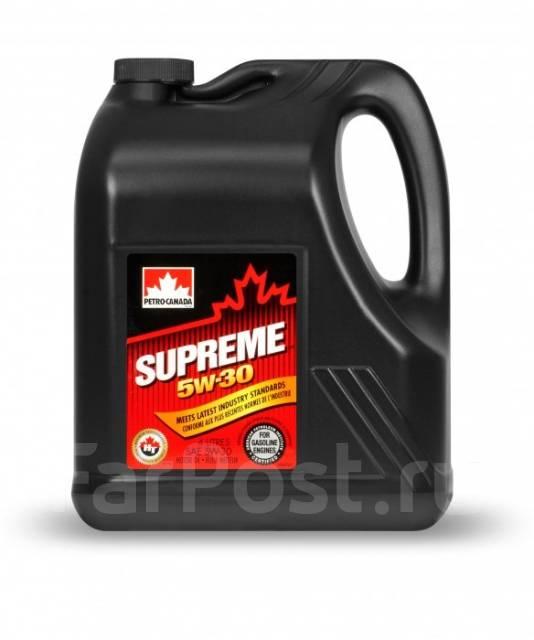 Petro-Canada. Вязкость 5W-30, полусинтетическое