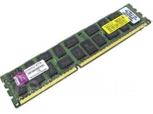 Серверная память Kingston 4GB 1066MHz DDR3 ECC REG W/PAR CL7 DIMM