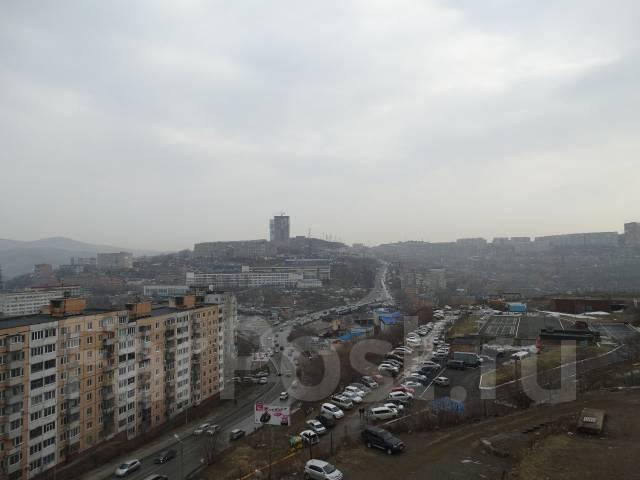 2-комнатная, улица Котельникова 17. Баляева, частное лицо, 42 кв.м. Вид из окна днём