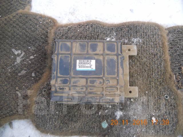 Блок управления двс. Mitsubishi Dingo, CQ2A Двигатель 4G15