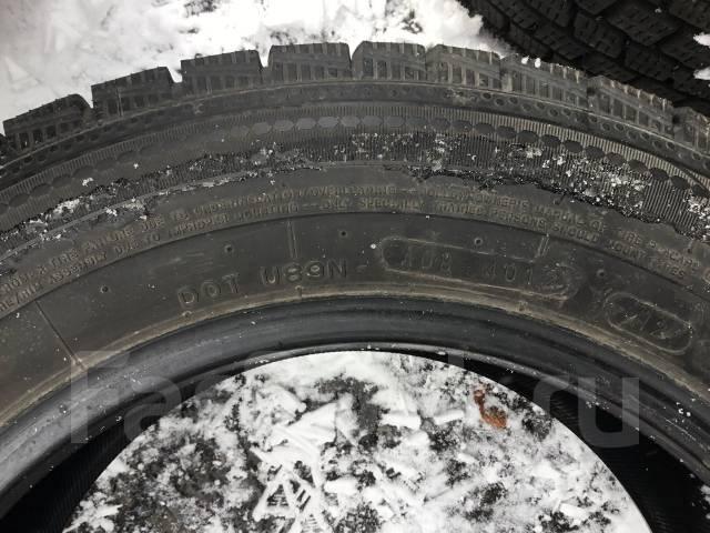 Nankang NS-1. Зимние, без шипов, 2012 год, износ: 5%, 4 шт