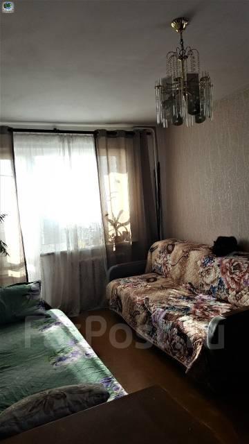 3-комнатная, улица Космонавтов 21. Тихая, проверенное агентство, 61 кв.м. Интерьер
