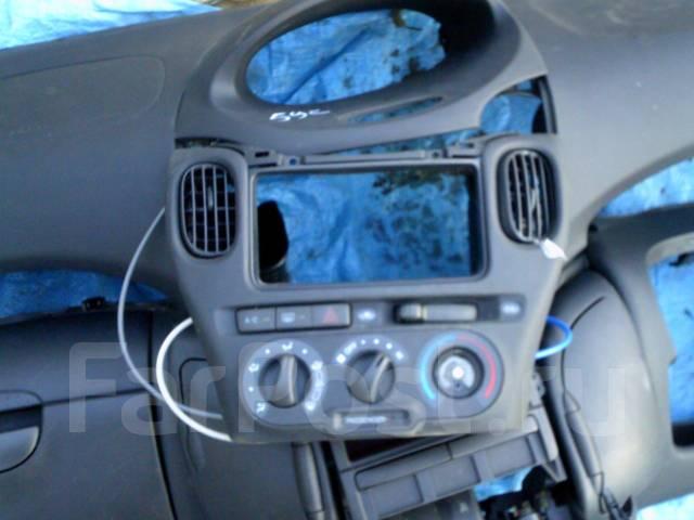 Панель приборов. Toyota Echo Verso, NLP22, NLP20, NCP22, NCP20, NCP21 Toyota Funcargo, NCP20, NCP25, NCP21 Toyota Yaris Verso, NCP20, NCP22, NCP21, NL...